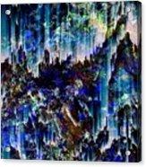 Cavern Acrylic Print
