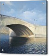 Caversham Bridge Acrylic Print