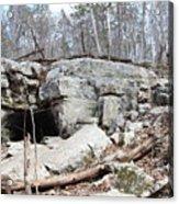 Caves At Lake Guntersville Acrylic Print