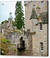 Cawdor Castle Acrylic Print