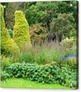 Cawdor Castle Garden Acrylic Print