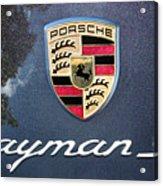 Cayman S Acrylic Print