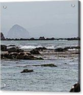 Cayucos Coast B3930 Acrylic Print