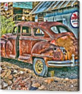Old Timer 2 Acrylic Print
