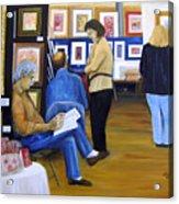 Cba Art Show 2008 Acrylic Print