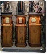 Cebu Statues Acrylic Print