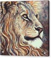Cecil The Lion Acrylic Print