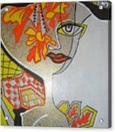 Cecilia Acrylic Print