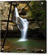 Cedar Falls - Hocking Hills Ohio Waterfall Acrylic Print