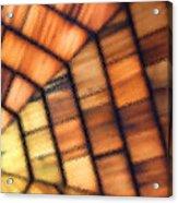 Cedar Glass Acrylic Print
