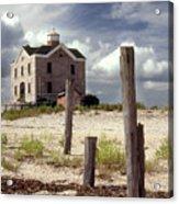 Cedar Island Lighthouse Long Island New York Acrylic Print