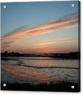 Cedar Key Sunset 2 Acrylic Print