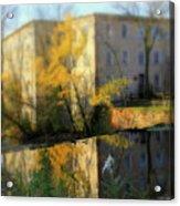 Cedarburg Creek Charm Acrylic Print