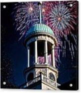 Celebrate Bethlehem Acrylic Print