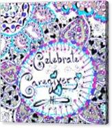 Celebrate Caregivers Acrylic Print