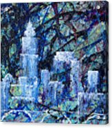 Celebrate Cle Acrylic Print