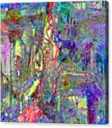 Celebrate Acrylic Print