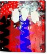 Celebration 3 Acrylic Print by Mimo Krouzian