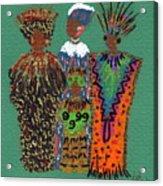 Celebration II Acrylic Print