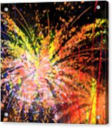Celebration Acrylic Print