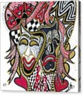 Celebration - X Acrylic Print