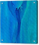 Celestial Angel Acrylic Print