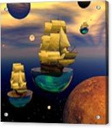 Celestial Armada Acrylic Print