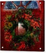 Celestial Christmas Acrylic Print