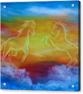 Celestial Dream Acrylic Print