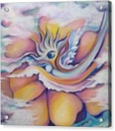 Celestial Eye Acrylic Print