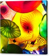 Celestial Glass 2 Acrylic Print