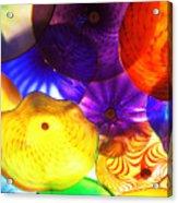 Celestial Glass 3 Acrylic Print