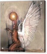 Celestial Glory Acrylic Print