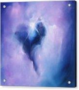 Celestial Heart Acrylic Print