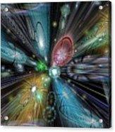 Celestial Vacuum Acrylic Print
