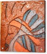Celia - Tile Acrylic Print