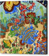 Cell Garden Acrylic Print