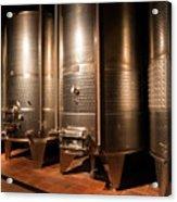 Modern Wine Cellar  Acrylic Print
