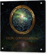 Celtic Constellation Acrylic Print