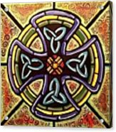 Celtic Cross 2 Acrylic Print