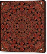 Celtic Key Tile  Acrylic Print