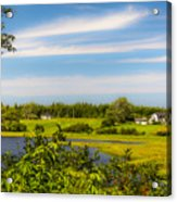 Celtic Shores Coastal Trail Acrylic Print