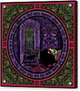 Celtic Sleeping Beauty Part II The Wound Acrylic Print