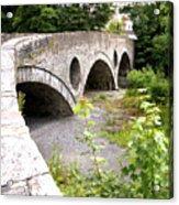 Cenarth Bridge Acrylic Print