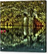 Cenote Acrylic Print
