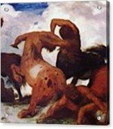 Centaurs 1873 Acrylic Print