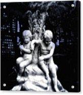 Centenial Fountain  Acrylic Print