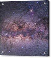 Center Of The Milky Way Acrylic Print