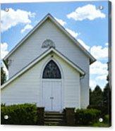 Center Ridge Presbyterian Church Acrylic Print