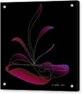 Centerpiece 4 Acrylic Print